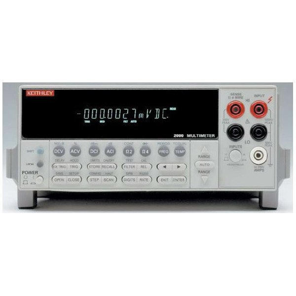 Keithley 2000/E 6½-digit DMM