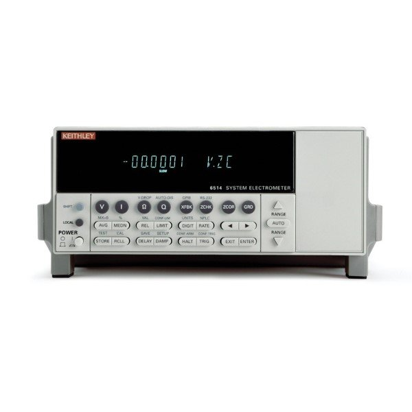 Keithley 6514 Programmable Electrometer