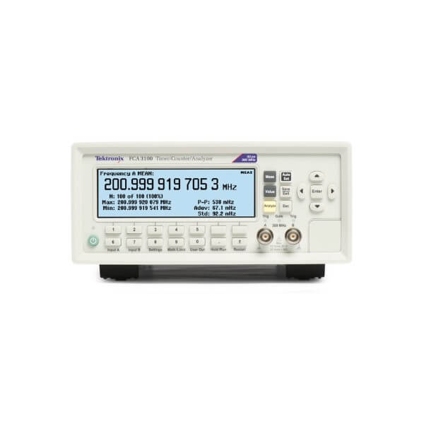Tektronix FCA3103 3 GHz Frequency Counter