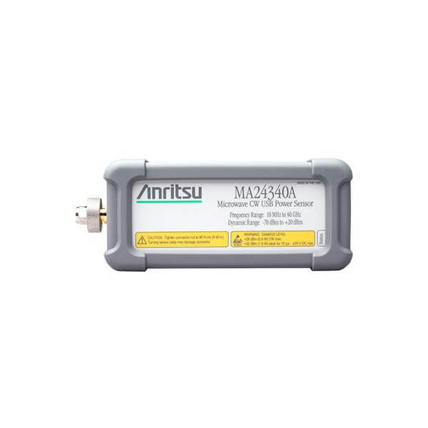 Anritsu MA24340A 40GHz Power Sensor