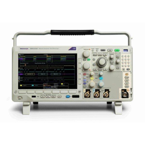 Tektronix MDO3012 100 MHz Oscilloscope