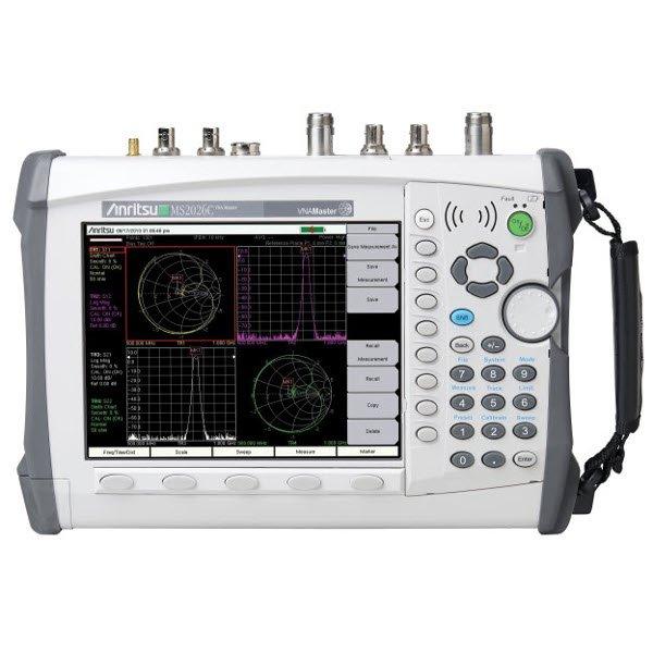 Anritsu MS2026C 6GHz Handheld VNA