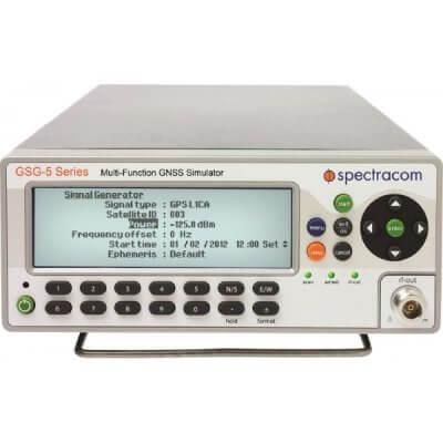 Spectracom GSG-5 4 Ch. GPS Simulator