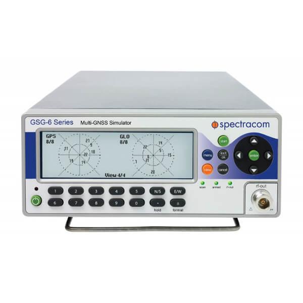 Spectracom GSG-64 64 Ch. GNSS Simulator