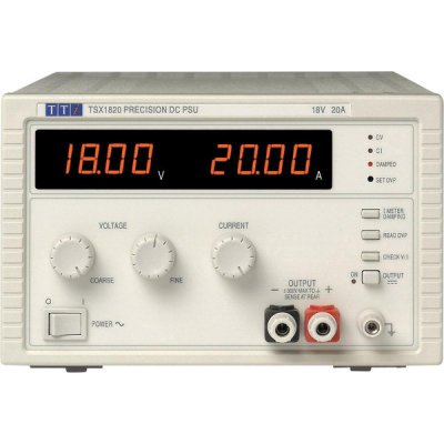 Aim-TTi TSX1820 Power Supply Single 0-18V/0-20A