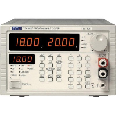 Aim-TTi TSX1820P Power Supply Single 0-18V/0-20A