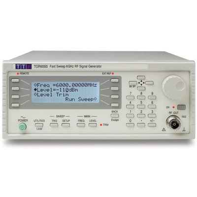 Aim-TTi TGR6000 6GHz Synthesised Signal Generator with sweep