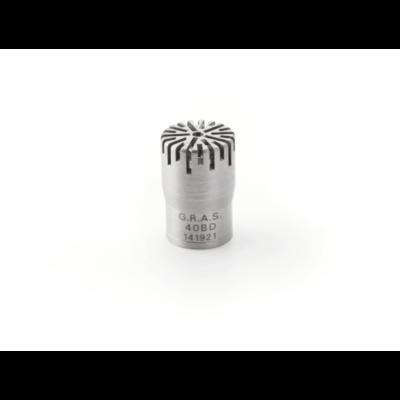 "GRAS 40BD 1/4"" Prepolarized Pressure Microphone"