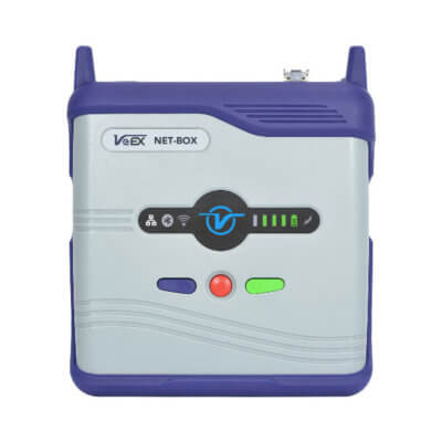 VeEX NET-BOX Ethernet Speed Test Solution